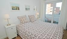 Martje Flors Ferienwohnung 10 - Schlafzimmer