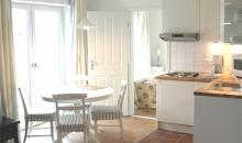 Martje Flors Ferienwohnung 10 - Küche