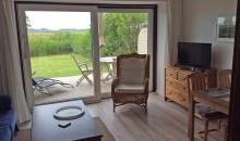 Norderdiek App.1 Wohnzimmer